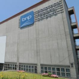 Nueva Sede Biblioteca Nacional