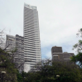 Torre Aqualina, residencias en altura