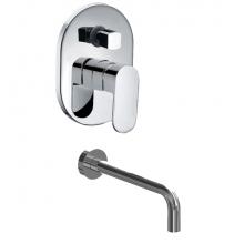 Z106/B9.0 (Juego monocomando para bañera y ducha) - B9 Fresia